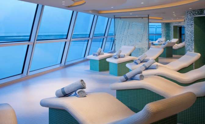 Spa Celebrity Constellation